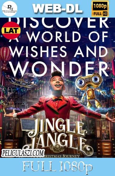 Jingle Jangle: Una mágica Navidad (2020) Full HD NF WEB-DL 1080p Dual-Latino