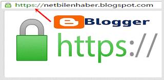 blogspot blogger https geçişi nasıl yapılır?