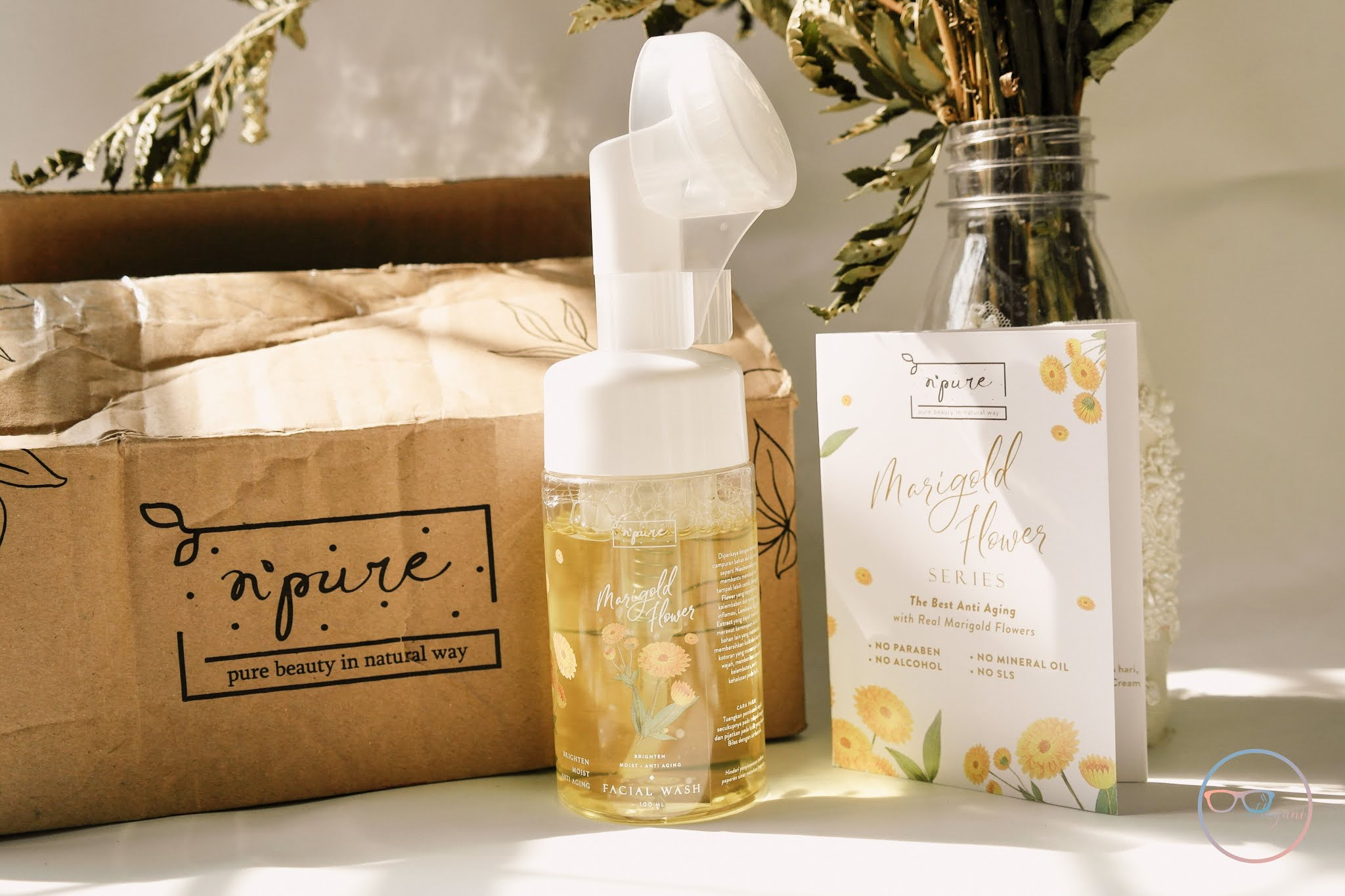 review-npure-marigold-deep-cleansing-foaming-facial-wash