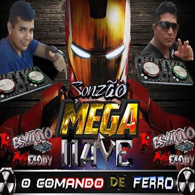 CD SONZAO MEGA NAVE MELODY MES DE FEVEREIRO 2017