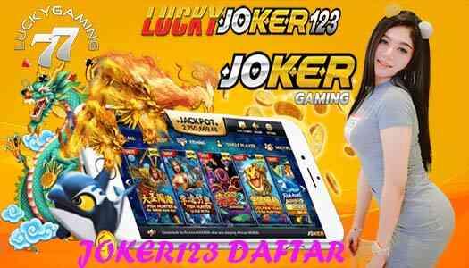 JOKER123 DAFTAR GAME SLOT TERKINI PEMINAT TERBANYAK 2020