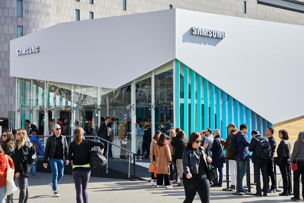 Samsung opens experiential Bixby studio in Barcelona