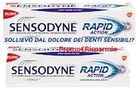 Logo ''Sensodyne 60 secondi'': vinci acquisti da 1.000€