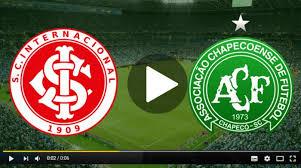 Internacional - Chapecoense Canli Maç İzle 22 Mayis 2018