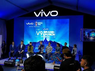 Resmi Rilis Di Candi Borobudur, Bagaimana Spesifikasi Vivo V9?