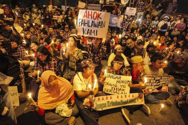 Makjleb! Ini Sindiran Mahfud MD Kepada Polisi Terkait Aksi Ahokers