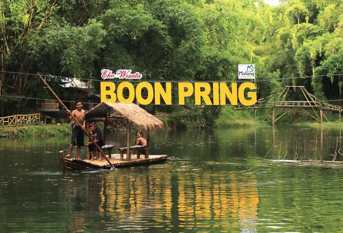 Despite the pandemic, the turnover of Boon Pring tourism is approaching Rp. 2 billion