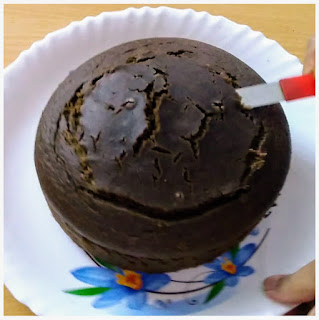 Without condensed milk butter chocolate egg and oven make chocolate cake,Lockdown birthday cake
