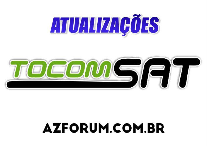 Atualizacoes Tocomsat Todos Os Modelos Az Forum Atualizacoes