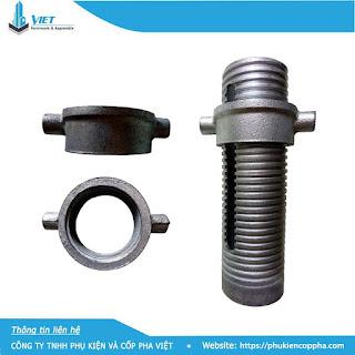 Điểm nổi bật của ống ren cán tán đúc nặng 1kg