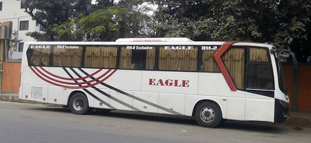 Eagle Paribahan AC Bus