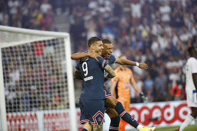ملخص واهداف مباراة باريس سان جيرمان وستراسبورج (4-2) الدوري الفرنسي