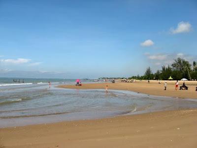 Pantai Lamaru Balikpapan