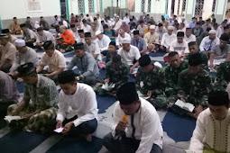 Korem 162/WB Gelar Yasinan dan Doa Bersama Sambut tahun baru hijriah