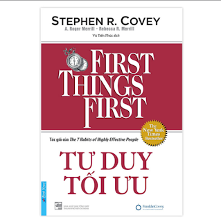 Tư Duy Tối Ưu - First Things First (Bìa Cứng) (Tái Bản) ebook PDF-EPUB-AWZ3-PRC-MOBI