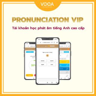 PRONUNCIATION VIP: Tài khoản học Phát âm tiếng Anh online cao cấp - Chuẩn hoá kỹ thuật phát âm theo tiêu chuẩn IPA - Giáo trình từ Cambridge, Longman - Ứng dụng công nghệ nhận diện giọng nói AI - Hỗ trợ đa nền tảng (máy tính, smartphone) ebook PDF-EPUB-AWZ3-PRC-MOBI