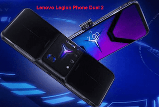 Lenovo Unleashes Legion Phone Duel 2 Mobile Gaming