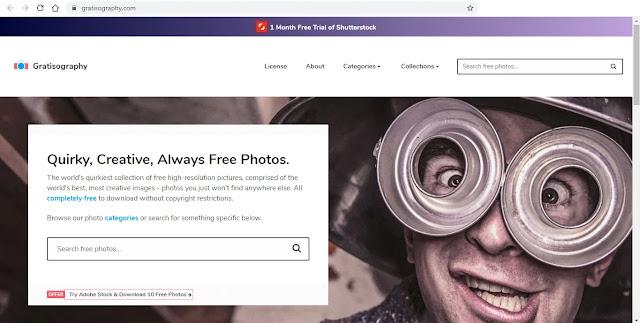 موقع جراتيسوجرافي Gratisography لتحميل صور فريدة عالية الجودة مجانا - وظائف ناو