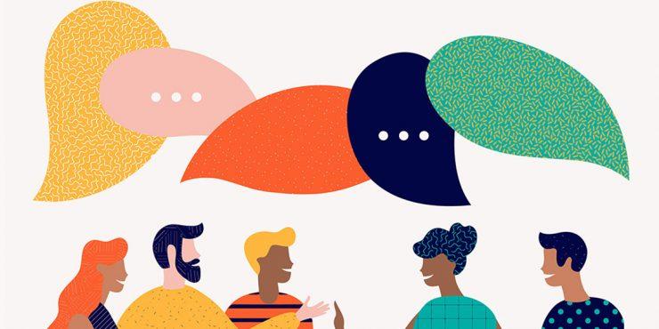 كيف تكون متحدثاً واجتماعياً وتكسر الصمت اللا سببي ؟