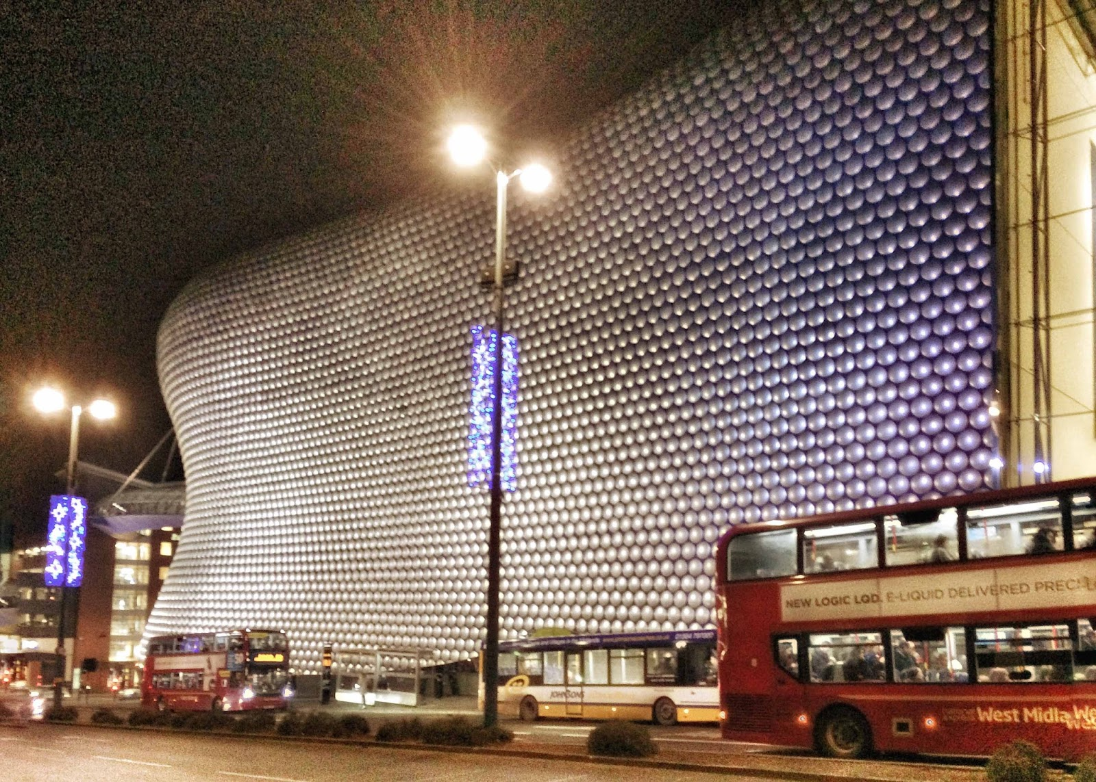 8dc42b4a Past Selfridges (Selfridges Birmingham is one of the city's most distinctive  landmarks and the in-store experience is equally as show-stopping, ...
