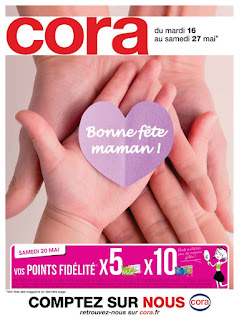 Catalogue Cora 16 au 27 Mai 2017