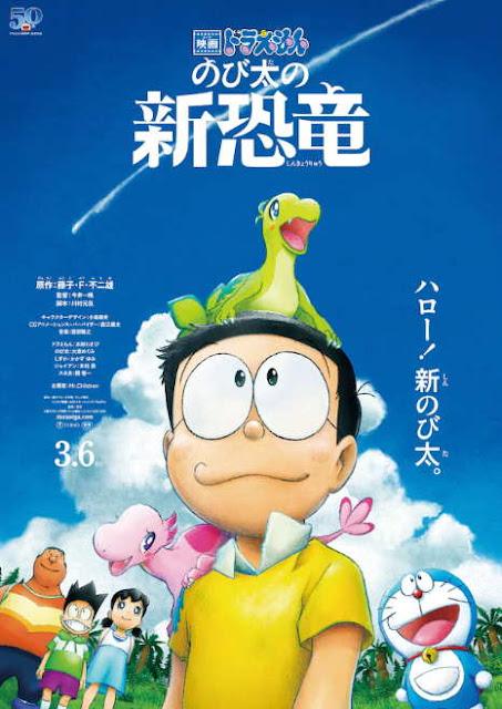 Mr. Children Mengisi The Song Film Doraemon: Nobita no Shin Kyoryū 2020
