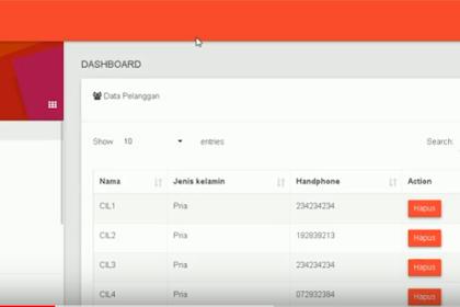 Codeigniter - Download Source Code Gratis Aplikasi Kasir Restoran Berbasis Web