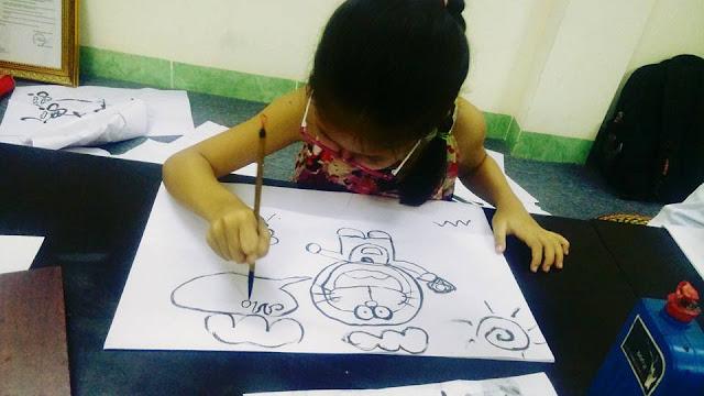 Học vẽ cho thiếu nhi