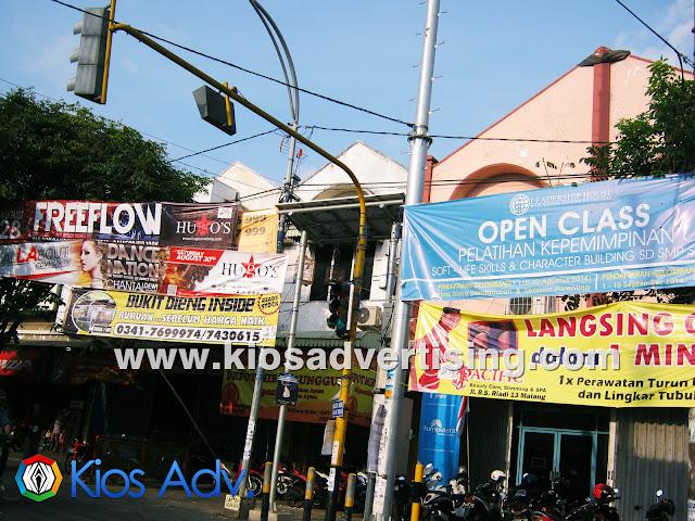Kios Advertising - Jasa Pasang Banner Malang