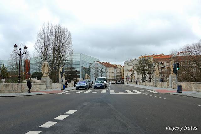 Puente de San Pablo, Burgos