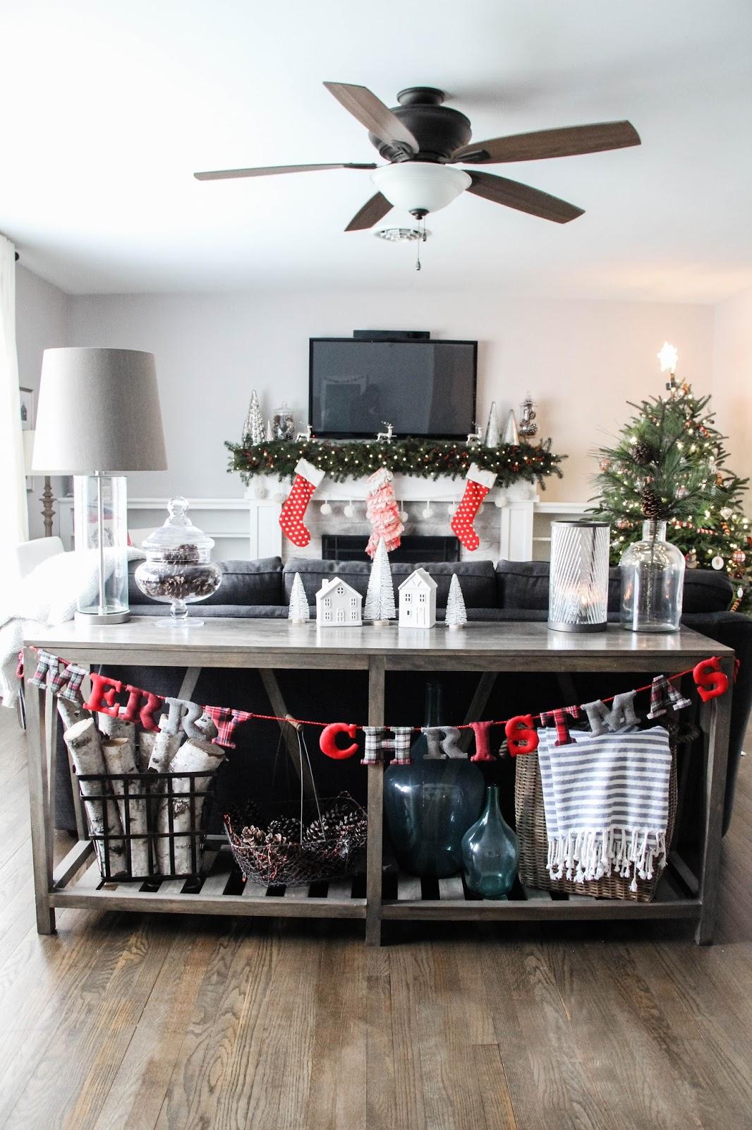 Hill House Christmas Home Tour 2017 Darling Do
