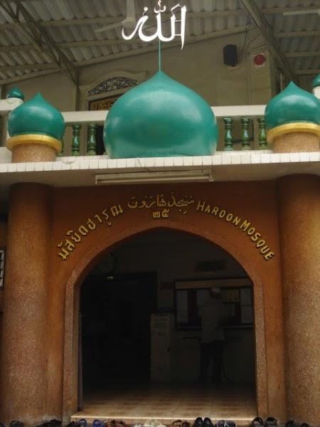 Haroon Mosque Bangkok