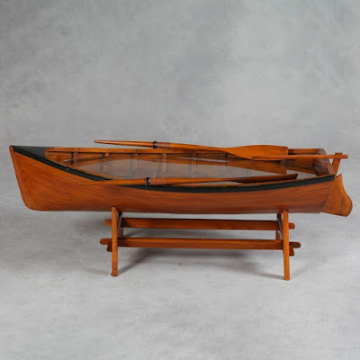 Boat Coffee Table