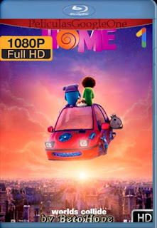 Home [2015] [1080p BRrip] [Latino-Inglés] [GoogleDrive]