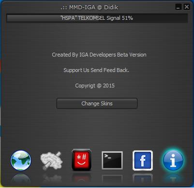 Download MMD IGA Terbaru Support untuk Semua Modem - NEMBLAS