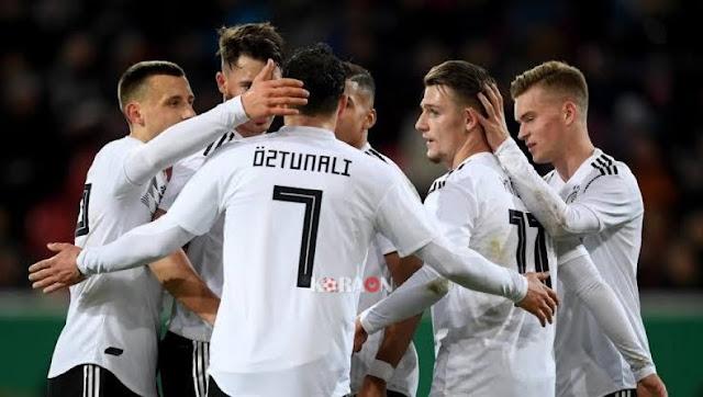 مشاهدة مباراة ألمانيا وروسيا البيضاء بث مباشر بتاريخ 16-11-2019 التصفيات المؤهلة ليورو 2020