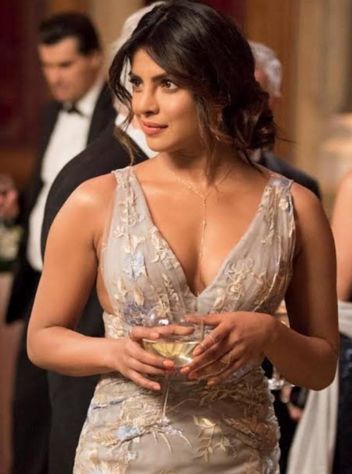 Priyanka Chopra Hot Photos from Quantico