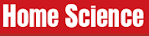 Home Science Logo