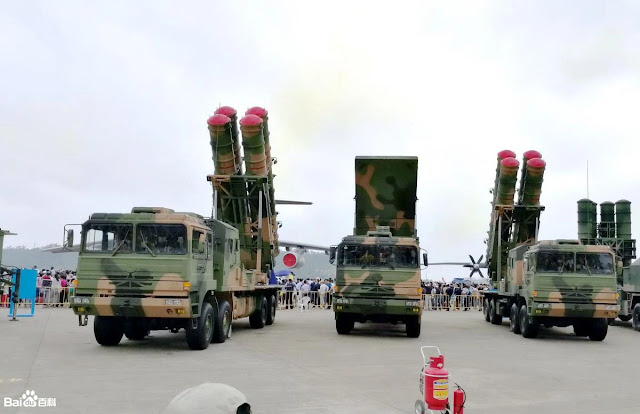 tên lửa phòng không trung quốc