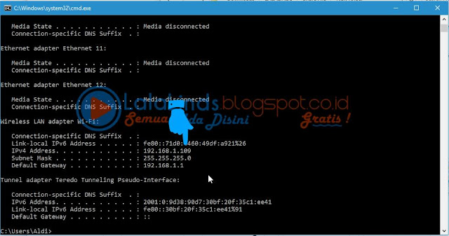 Cara Lengkap Sharing Data File Di Semua Windows