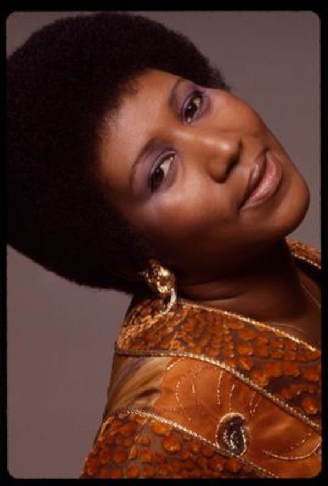 Beautiful Pics Of Aretha Franklin Photographed By Anthony -1001