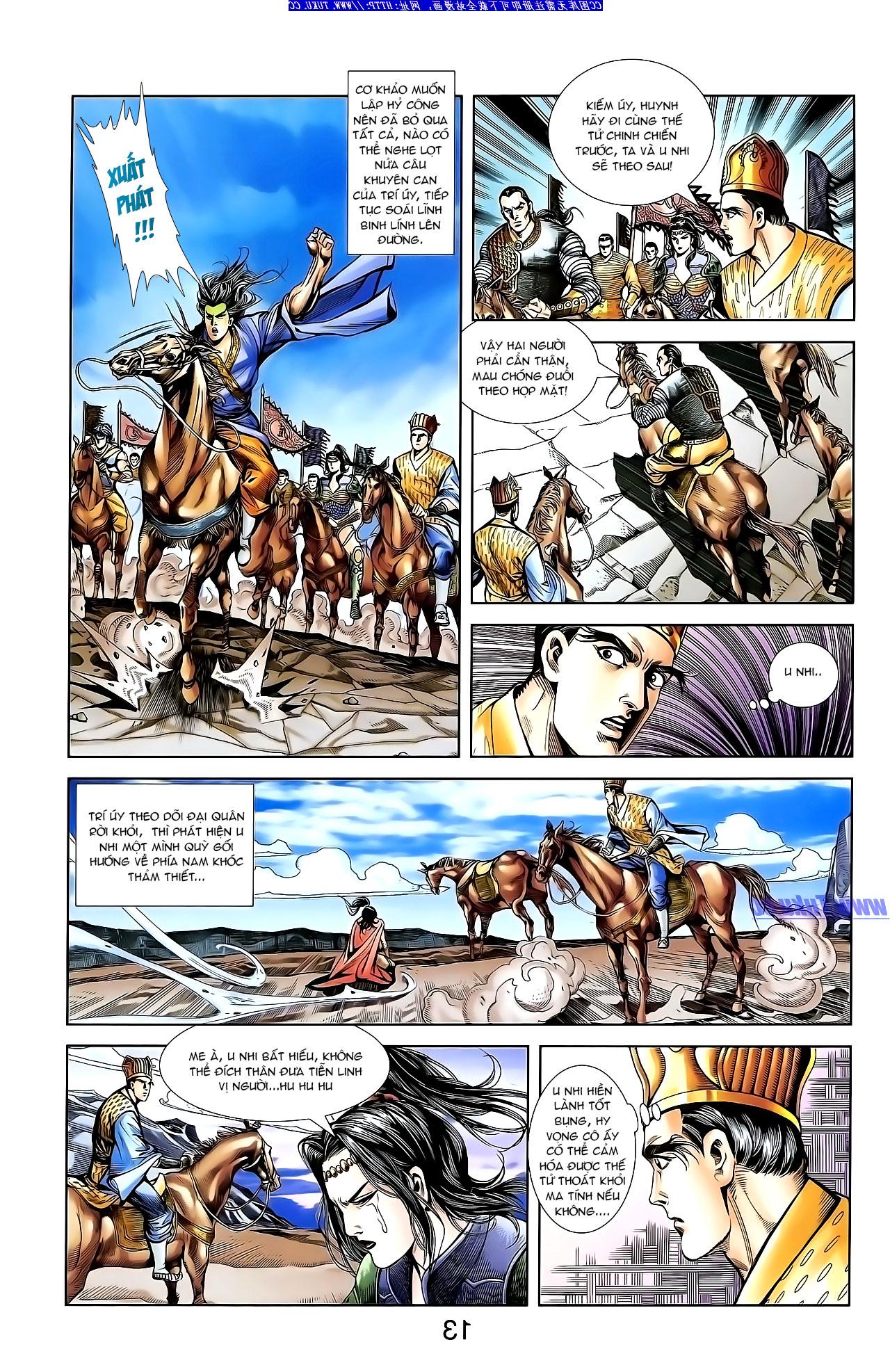 Cơ Phát Khai Chu Bản chapter 138 trang 24