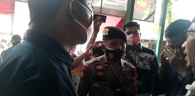 Deklarasi KAMI Jambi Dibubarkan, Jendral Gatot Nurmantyo Batal Menyampaikan Pidato Kebangsaan