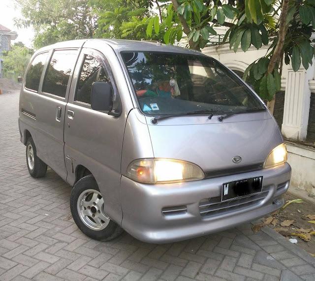 Daihatsu Espass tahun 1997 bekas