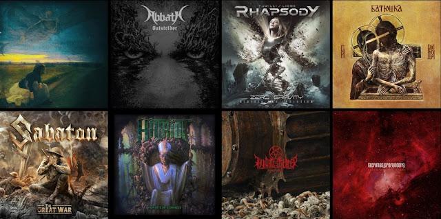 Premiery rock i metal - lipiec 2019