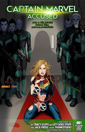 Ms/Captain Marvel Accused (Sanık) [1/1]