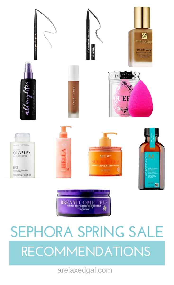 Is The Sephora Spring Sale Worth It For Beauty Insiders? | Sephora spring sale recommendations | A Relaxed Gal