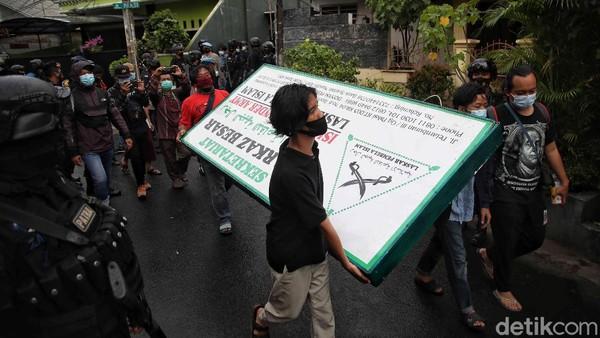 Dilarang Pemerintah, FPI Kuningan: Pengalihan Isu Penembakan 6 Laskar