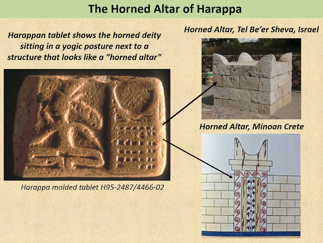 The Horned Altar of Harappa