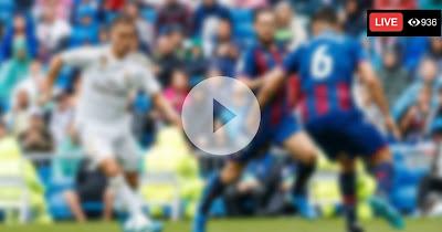 Real Madrid Vs Levante Live Streaming
